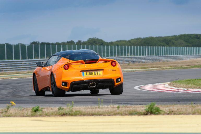 2017 Lotus Evora 400 Review 2