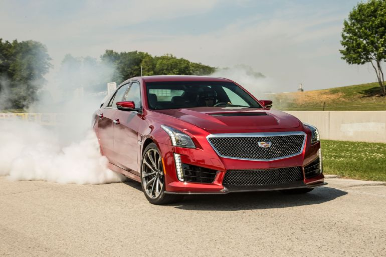 Alive and Kicking: 2016 Cadillac CTS-V Review 1