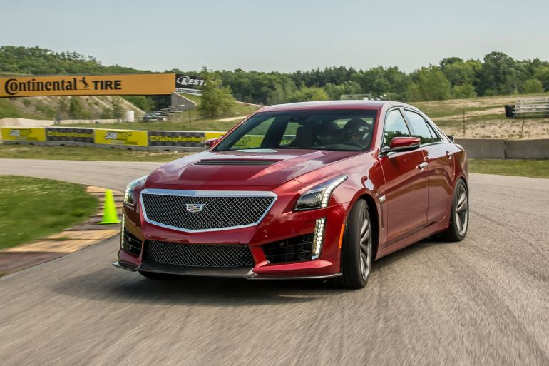 Alive and Kicking: 2016 Cadillac CTS-V Review 5