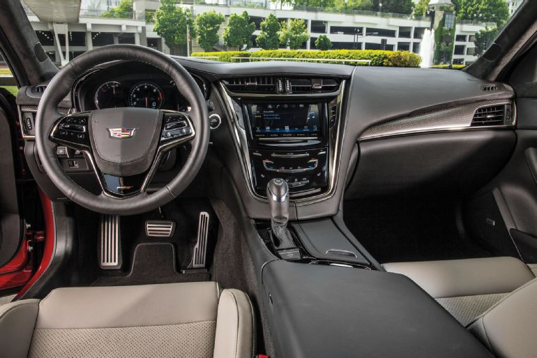 Alive and Kicking: 2016 Cadillac CTS-V Review 6