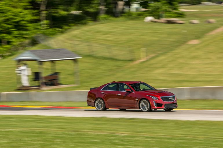 Alive and Kicking: 2016 Cadillac CTS-V Review 9
