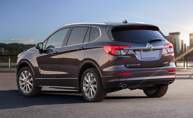 Envision This: Buick's Next SUV, Imported from China 1