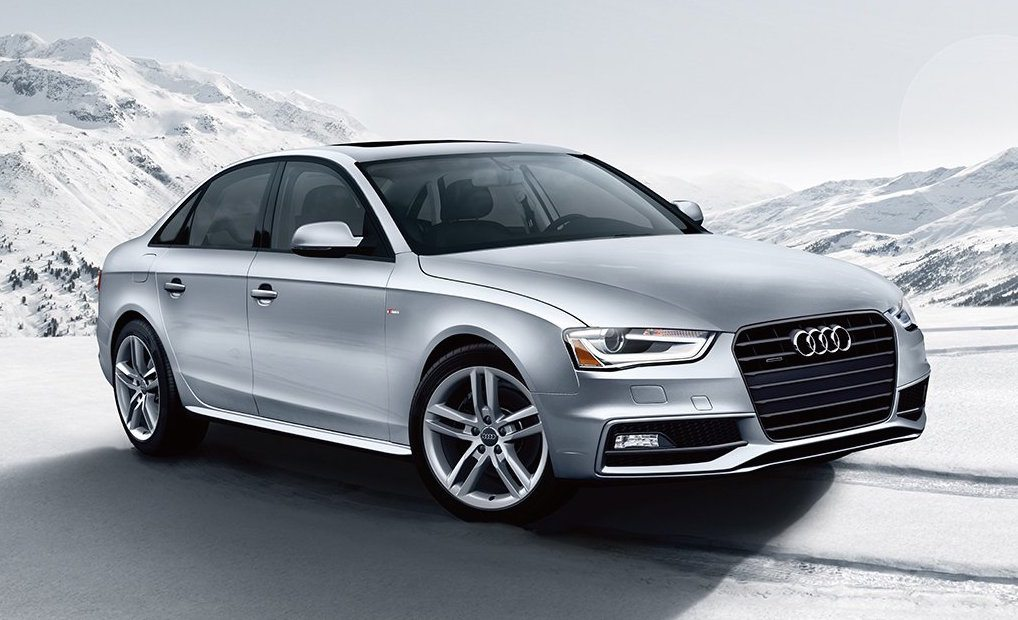 It Begins: Audi Kicks Off Year-End Car-Sales Frenzy with Special-Edition A4 and A3 1