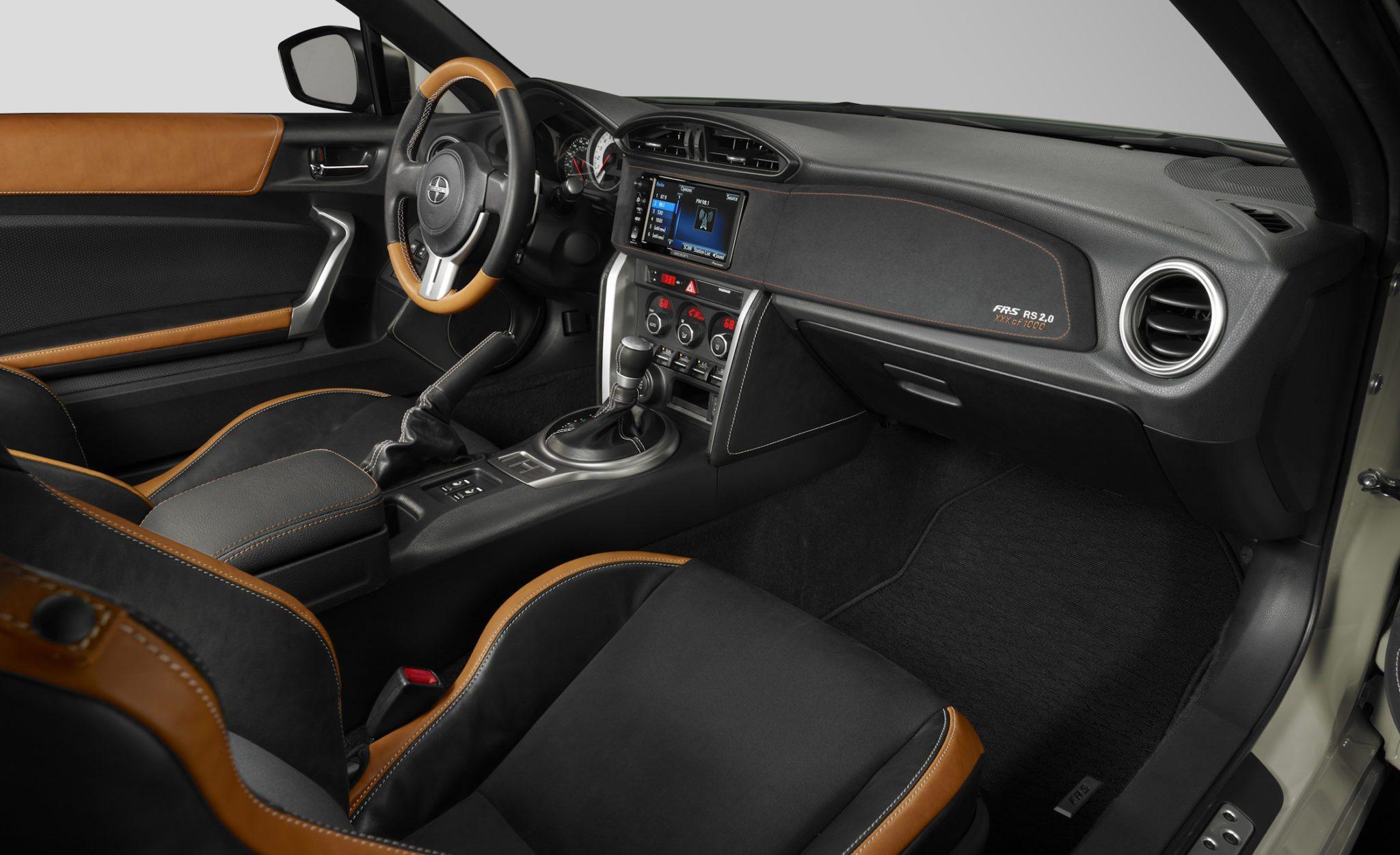 Scion Announces Un-Lame FR-S Release Series 2.0, Just 1000 Will Be Built 1
