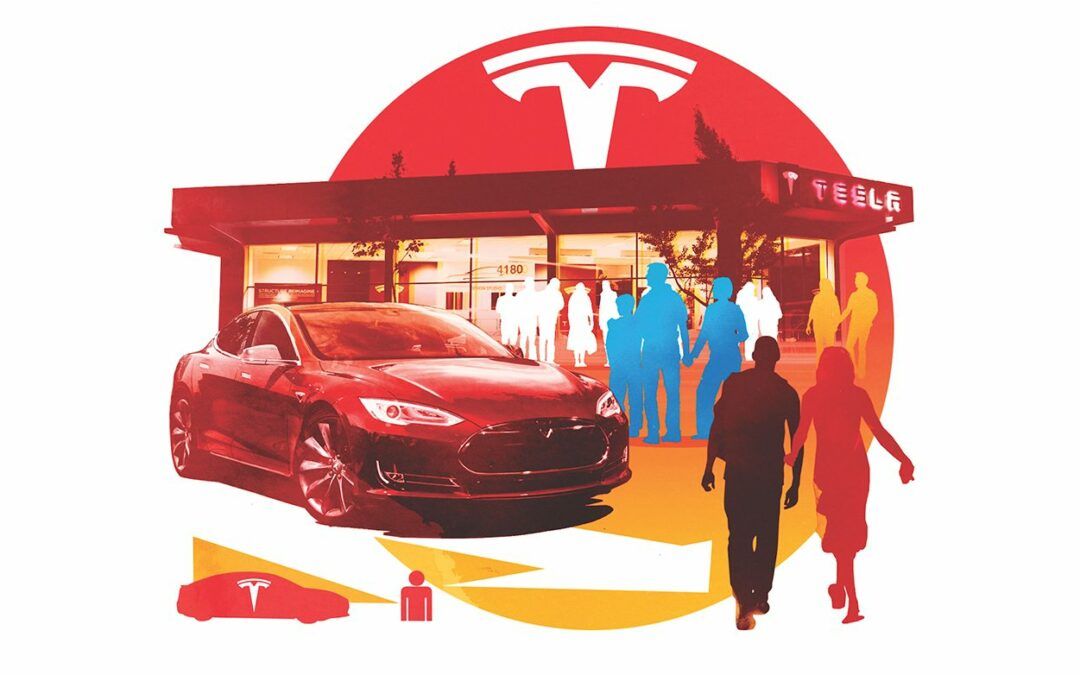 Tesla's Direct-Sales Gambit Would Be Nothing Without Its Cars