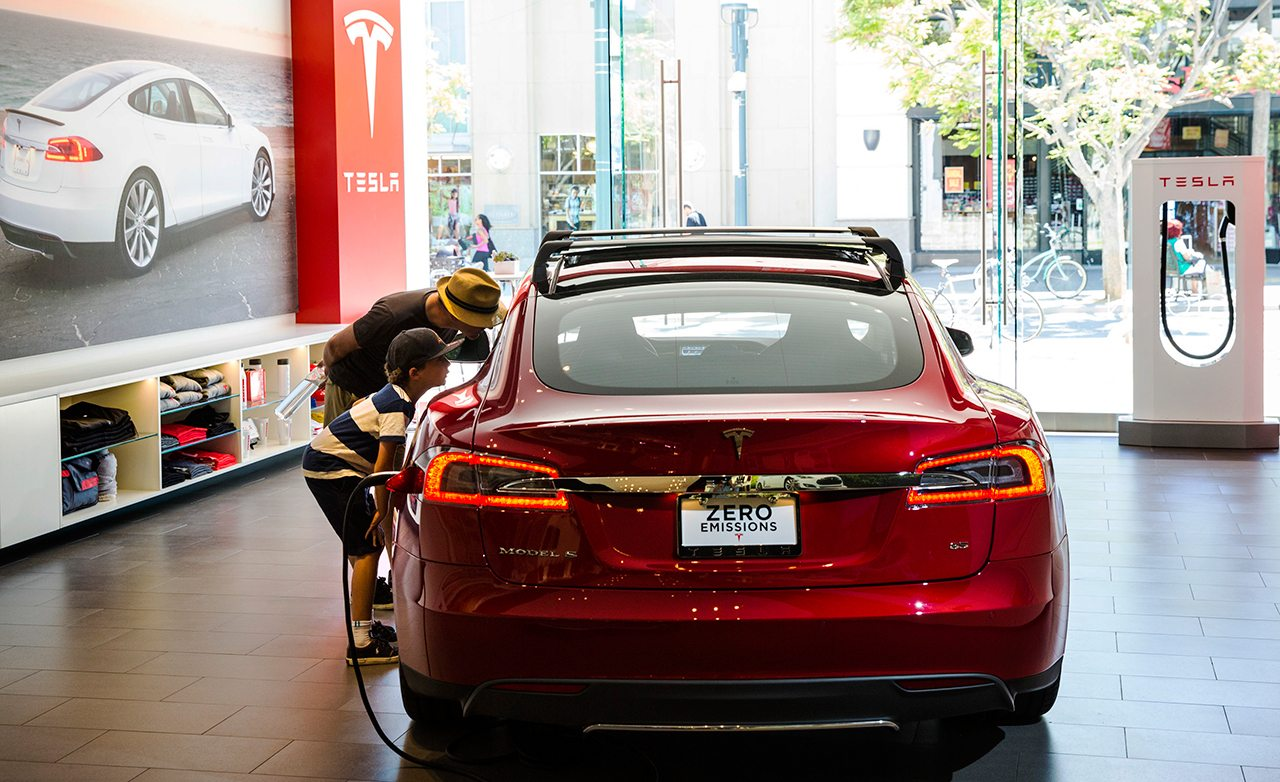 Tesla's Direct-Sales Gambit Would Be Nothing Without Its Cars 1