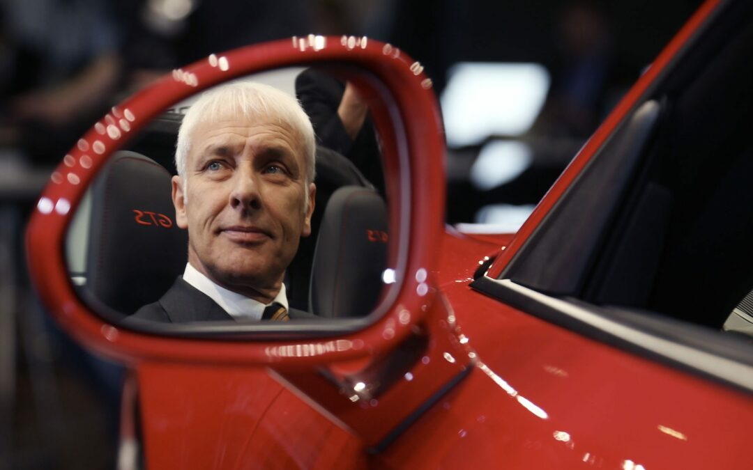 VW CEO: We Won't Be World's No. 1 Automaker by 2018, Every Single Model Under Review