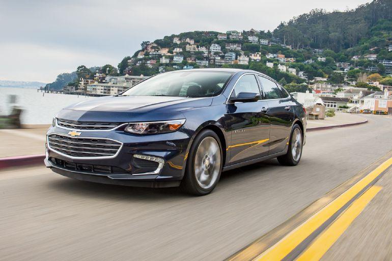 2016 Chevrolet Malibu Review 1