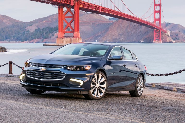 2016 Chevrolet Malibu Review 4