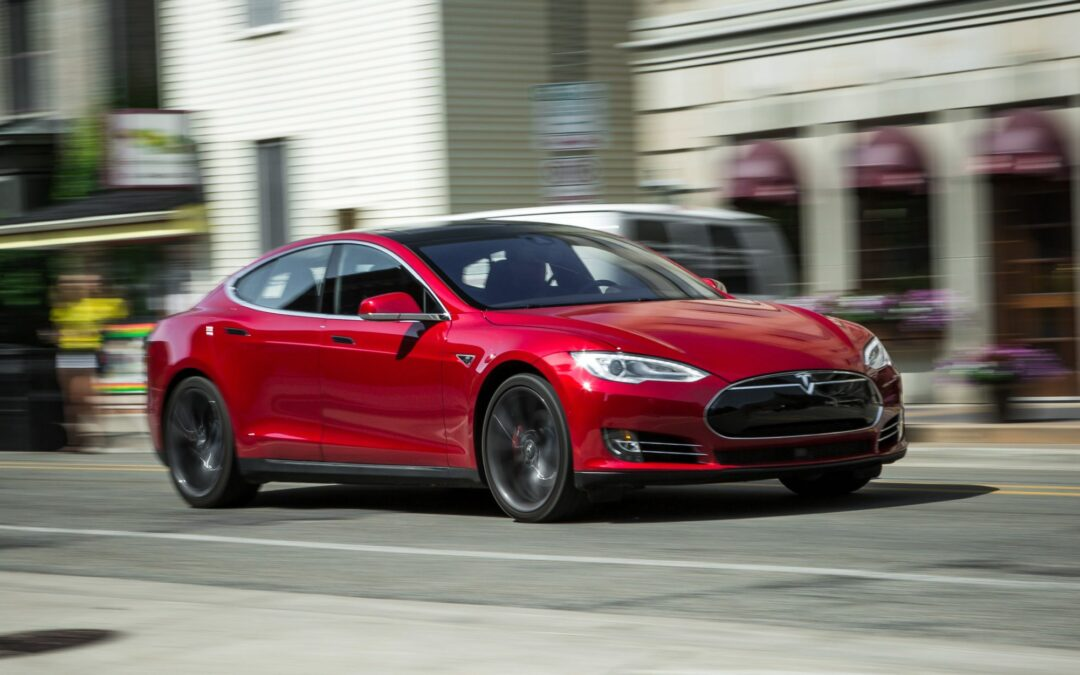 Tesla Recalls Every Model S to Check Seatbelts