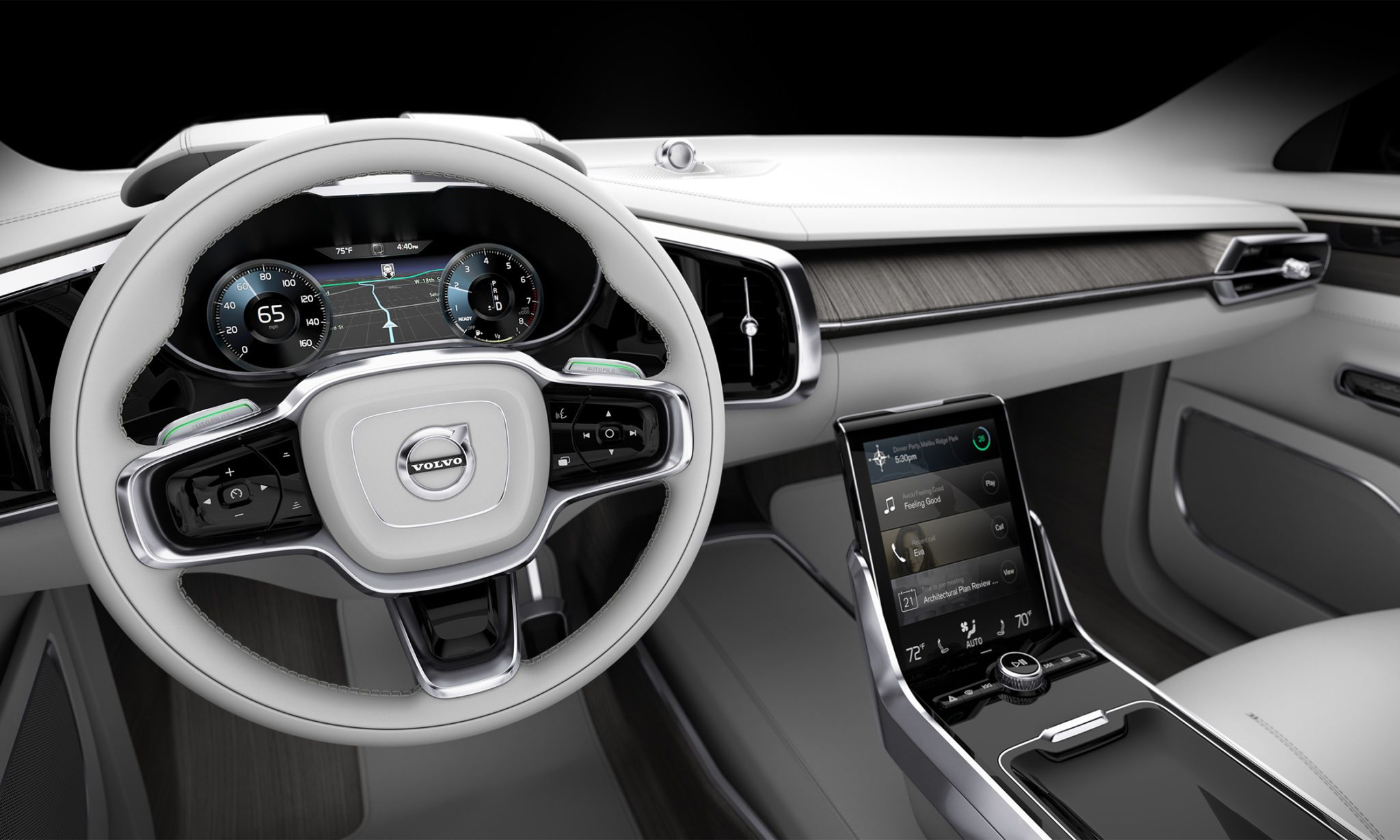Volvo Concept 26: Drivers Deserve a Maybach Seat in Our Automated Future 1