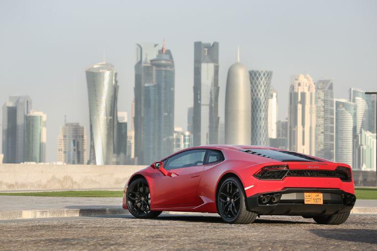 2016 Lamborghini Huracan LP 580-2 Review 1