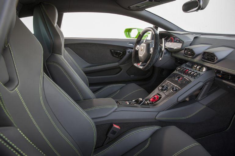2016 Lamborghini Huracan LP 580-2 Review 4