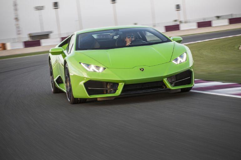 2016 Lamborghini Huracan LP 580-2 Review 6