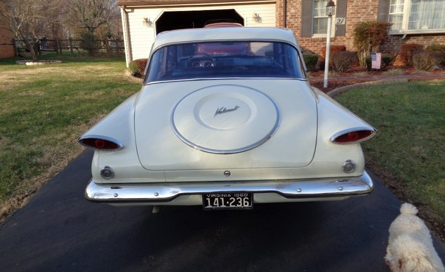 Aging Punx! Re-Live Your Fumbling Youth with this 1960 Valiant! 1
