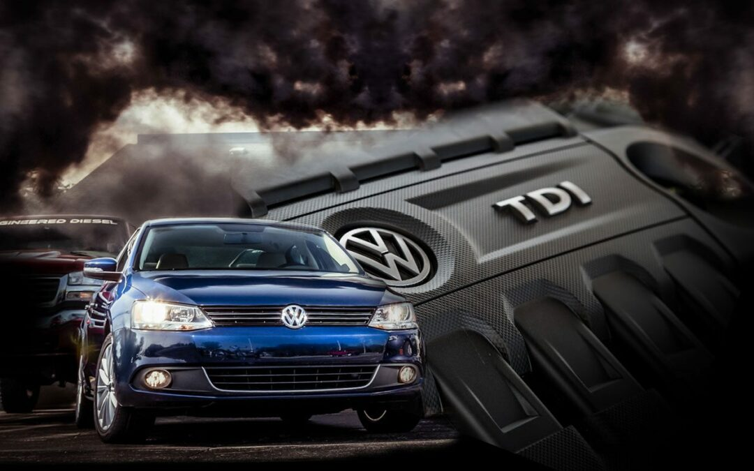 U.S. Dept. of Justice Files Suit Against VW for Diesel-Emissions Cheats