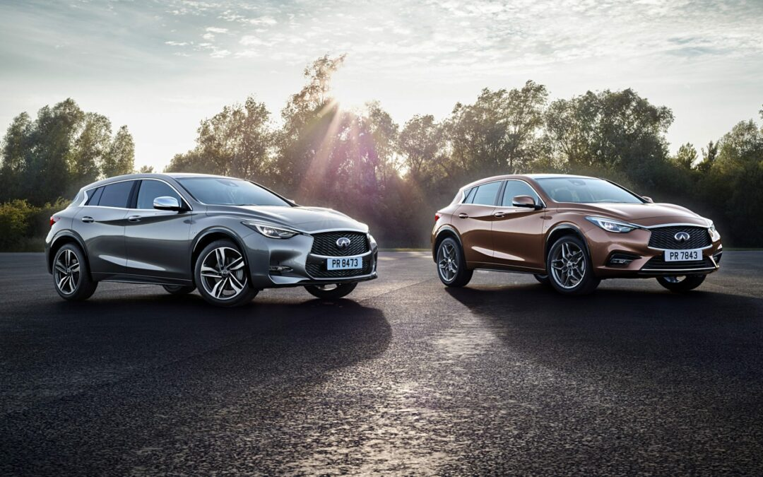 What's In a Name? Infiniti Changes Q30 Name Before Car Even Goes on Sale