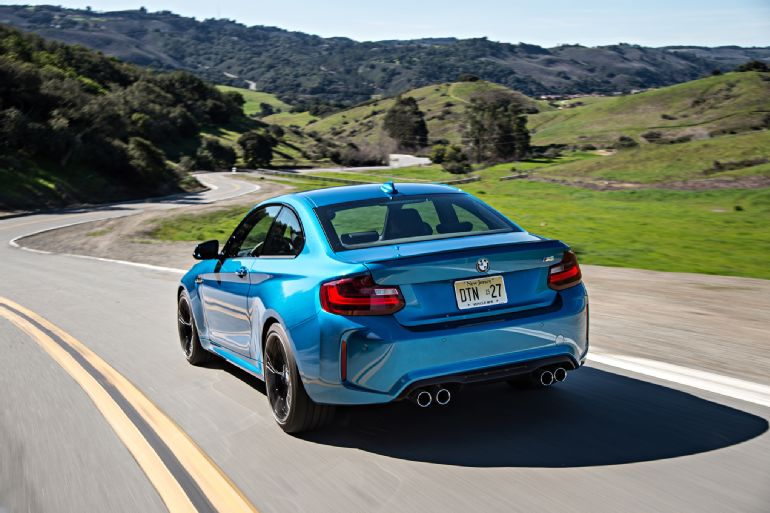 2016 BMW M2 Review 1
