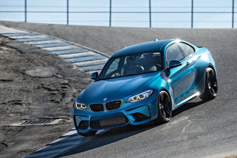 2016 BMW M2 Review 2