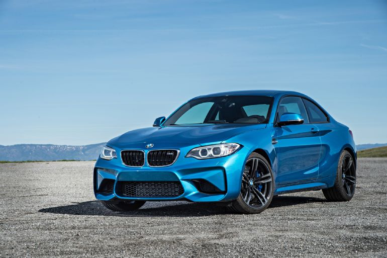 2016 BMW M2 Review 3