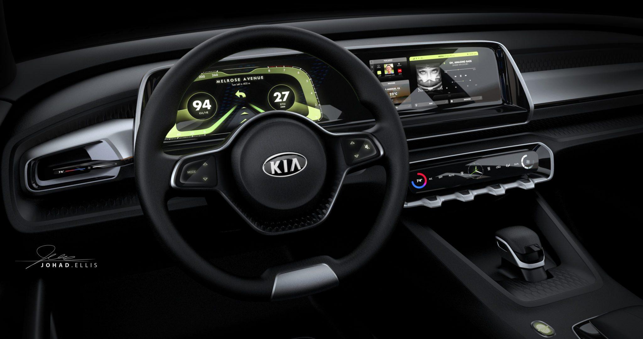 Kia Teases Full-Size Telluride SUV Concept—It's Embiggening! Enhealening! Enwellening! 1