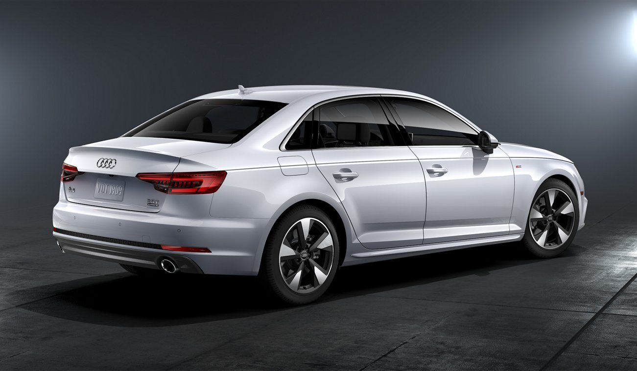 Sorta A4ordable: All-New 2017 Audi A4 Still Starts Under $40,000 1