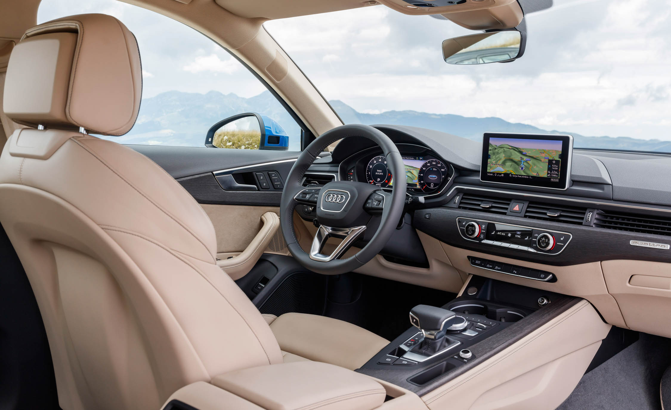 Sorta A4ordable: All-New 2017 Audi A4 Still Starts Under $40,000 2