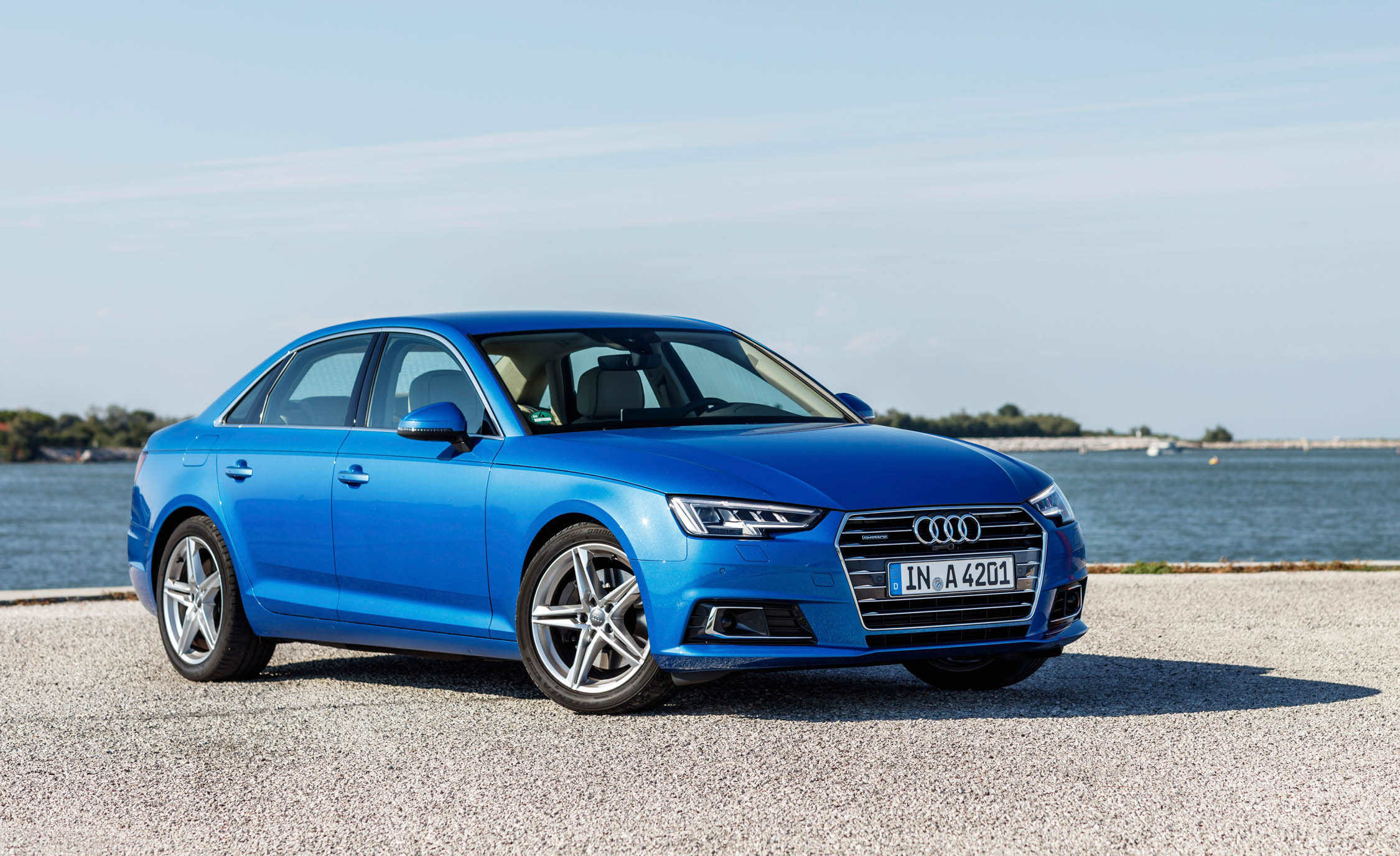 Sorta A4ordable: All-New 2017 Audi A4 Still Starts Under $40,000 3