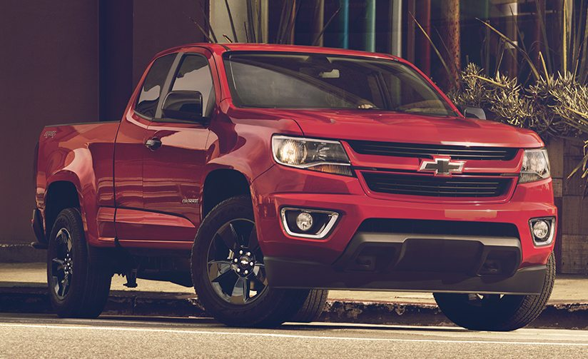 Chevrolet's New Colorado Shoreline Variant Defies Geography