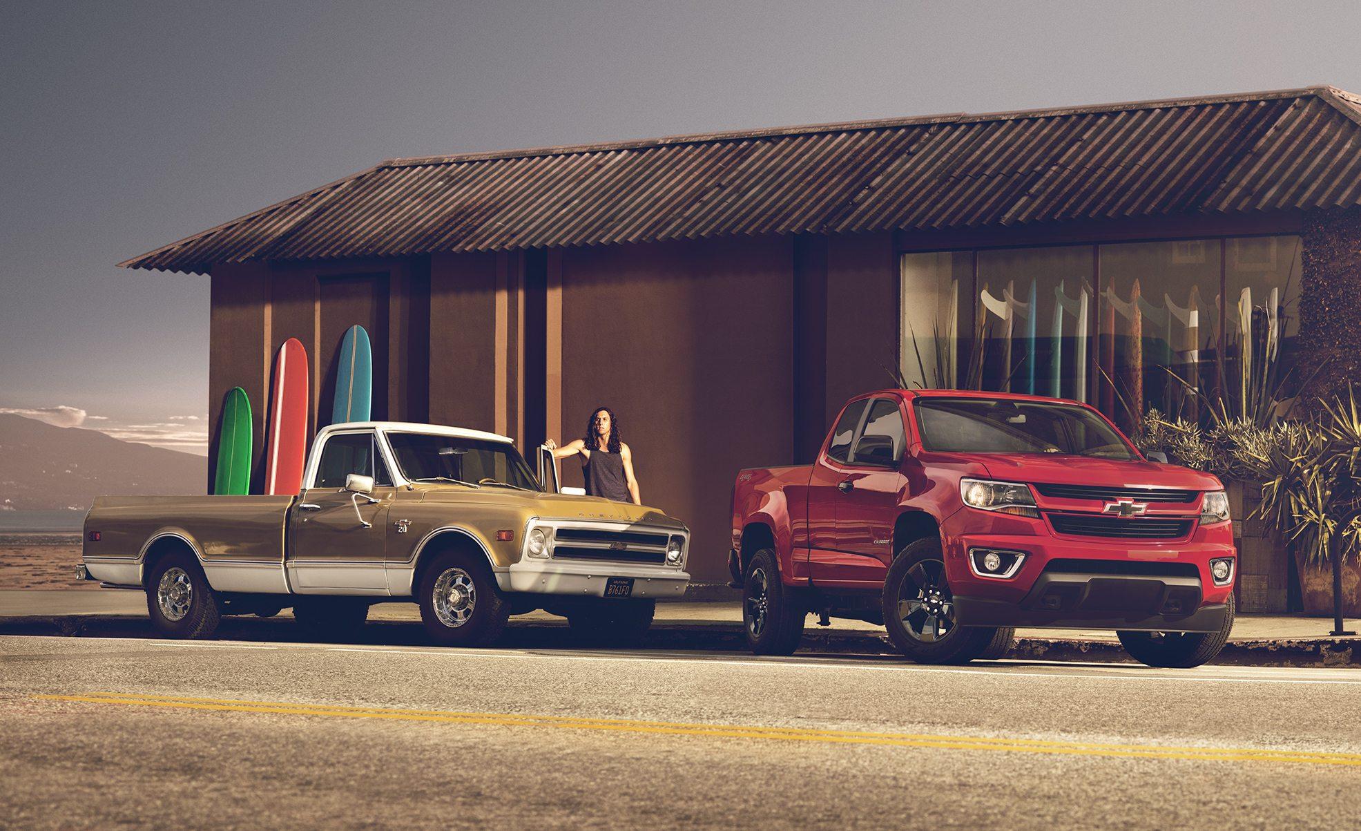 Chevrolet's New Colorado Shoreline Variant Defies Geography 1