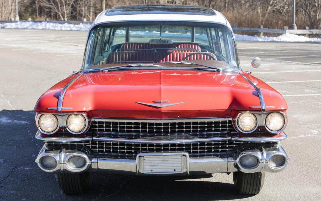 The 1959 Cadillac Broadmoor Skyview Laughs at Your Three-Row Crossover