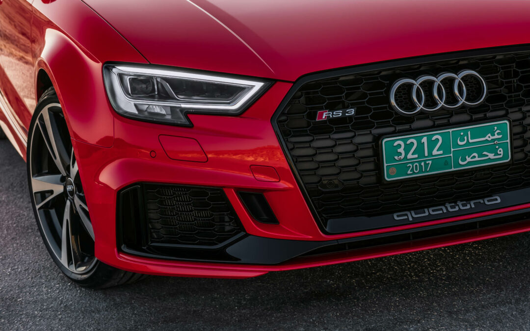 2017 Audi RS3 Sedan First Drive Review: Definitely No Ordinary Small Audi