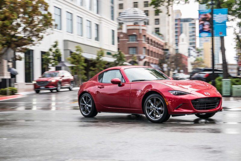First Drive: 2017 Mazda MX-5 Miata RF
