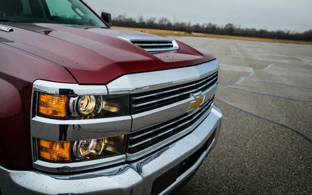 2017 Chevrolet Silverado 2500HD 4×4 Diesel Double Cab
