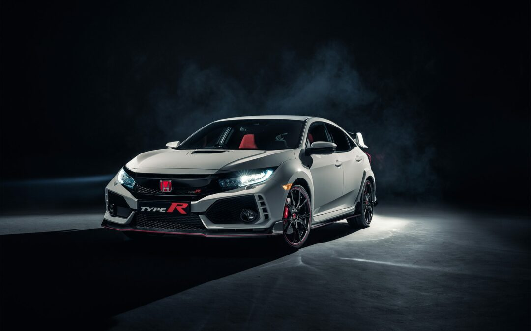 Six Tech Details on the 2017 Honda Civic Type R to Geek Out Over