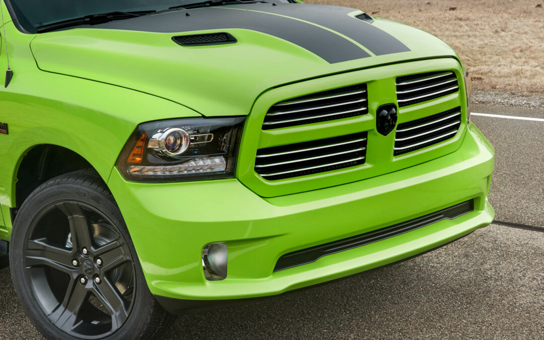 Isn't It Sublime? The 2017 Ram 1500 Special Editions Expand Their Color Palette