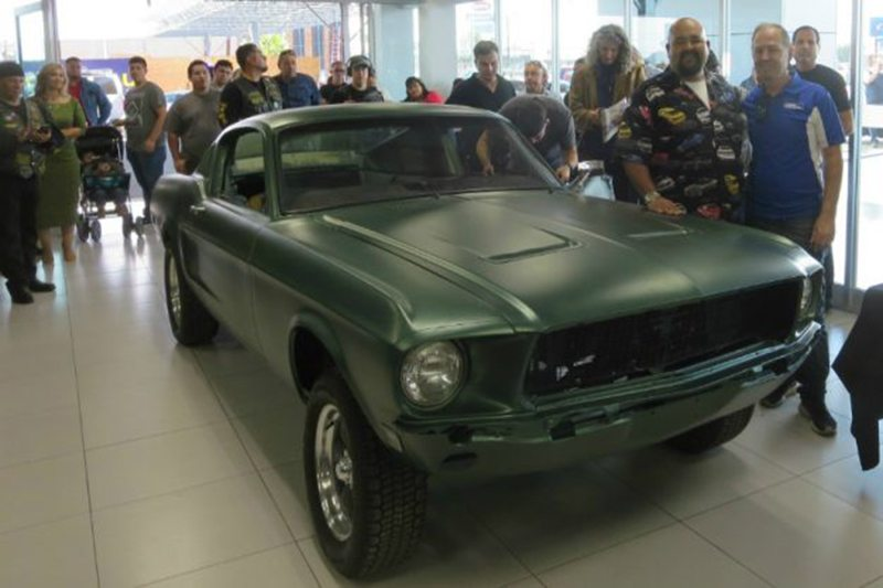 Authenticity of Bullitt Mustang in Mexico Confirmed; Drivetrain and Much Bodywork Not Original