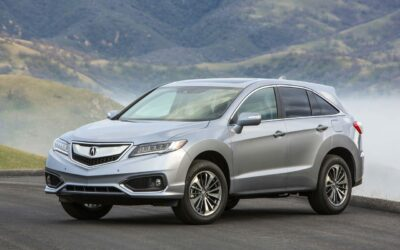 2018 Acura RDX : Consumer Guide Automotive Best Buy Award
